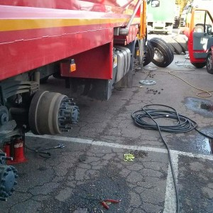Commercial Truck Tyres