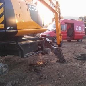 Construction Site Plant Tyres