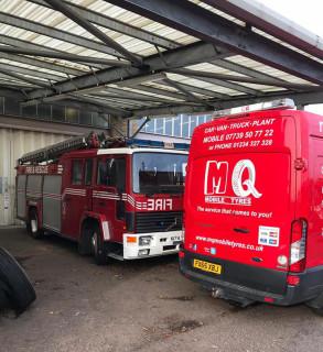 Fire & Rescue truck