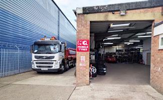 MQ Mobile Tyres Depot Garage