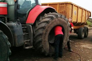Large Plant Tyres