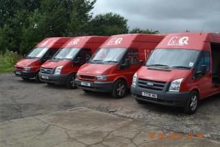 MQ Mobile Tyres Four Vans