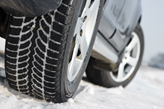 Supply & Install tyres for snow conditions