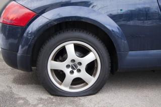 Flat Tyres
